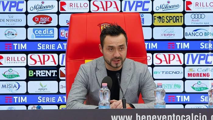 Benevento, le indicazioni di De Zerbi ai fantallenatori: