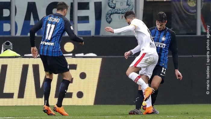 Inter-Benevento 2-0, la moviola: manca rigore su Cataldi. E Gagliardini…