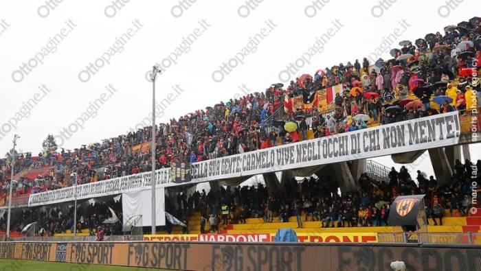 Benevento, lieve malore per il presidente Vigorito: il comunicato sulle sue condizioni