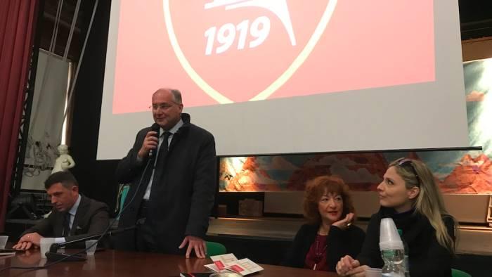 centenario salernitana un concorso d idee per il logo