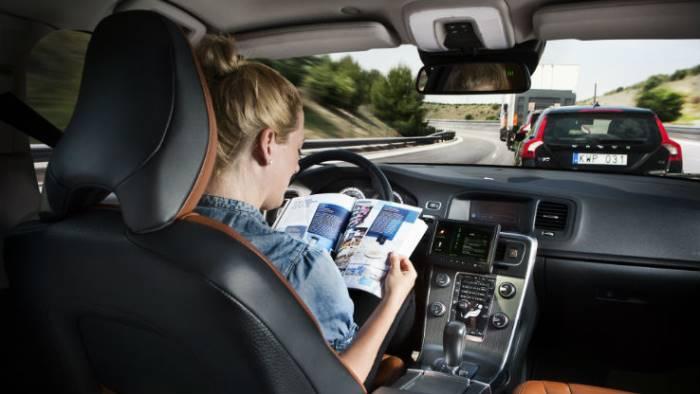 le auto senza pilota arrivano in due paesi del sannio