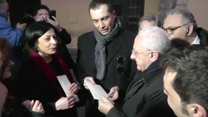 il comitato civico viabilita negata scrive a de luca