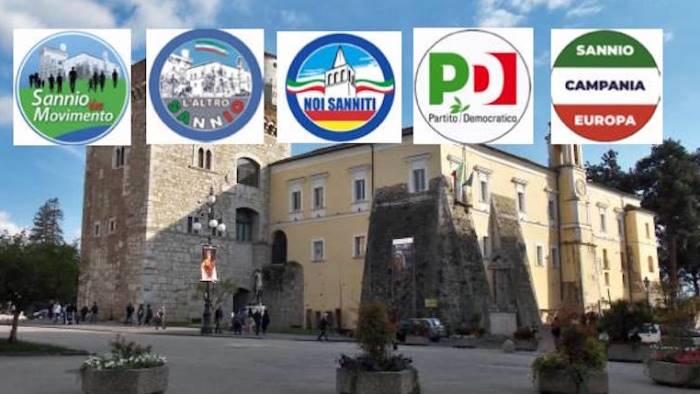 ecco i candidati al consiglio provinciale