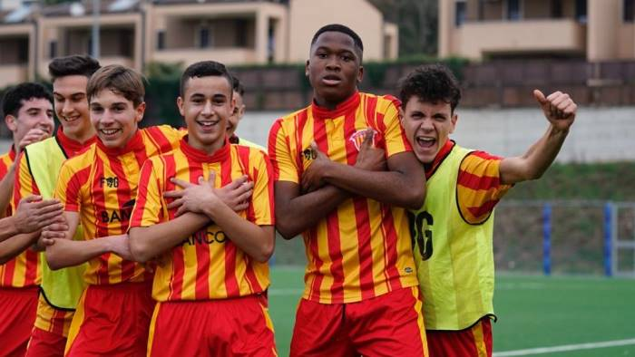 benevento l under 15 c e netto poker al pescara