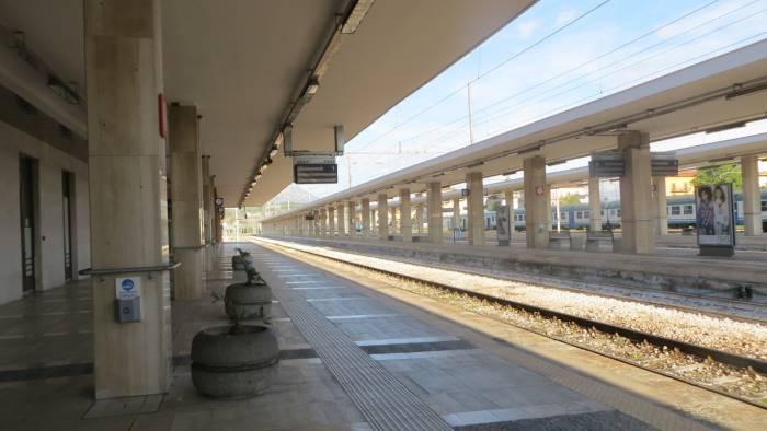 restyling stazione ferroviaria ecco i lavori previsti