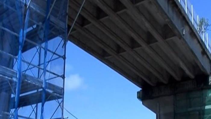 ofantina disagi in vista lavori sul viadotto montechiuppo