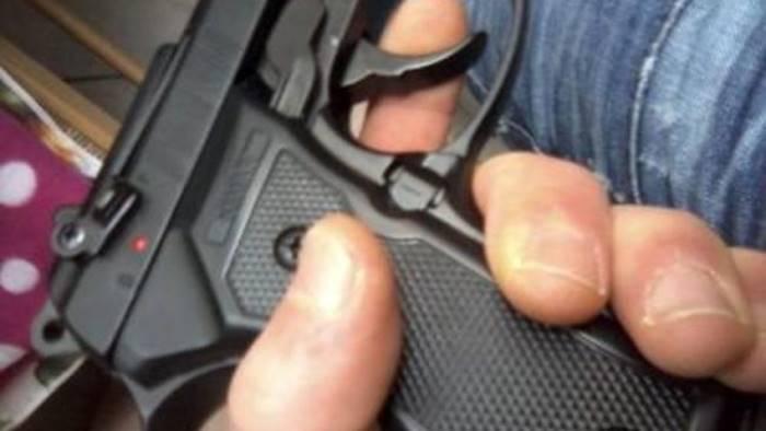 colpito accidentalmente da proiettile indagano i carabinieri