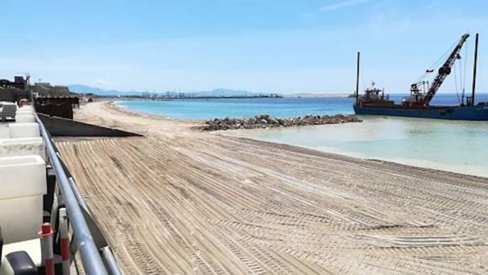 ripascimento litorale via ai lavori il tar boccia il ricorso