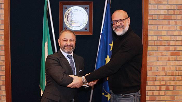 universita di salerno e malta enterprise firmato l accordo