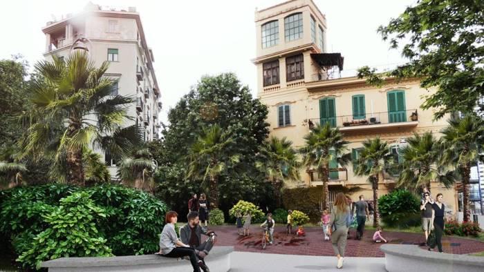 piazza alario possibile intesa tra comune e residenti