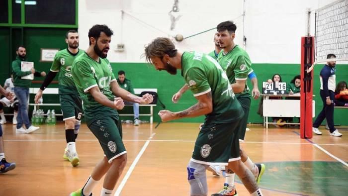 volley atripalda vigilia del match contro la mya marcianise