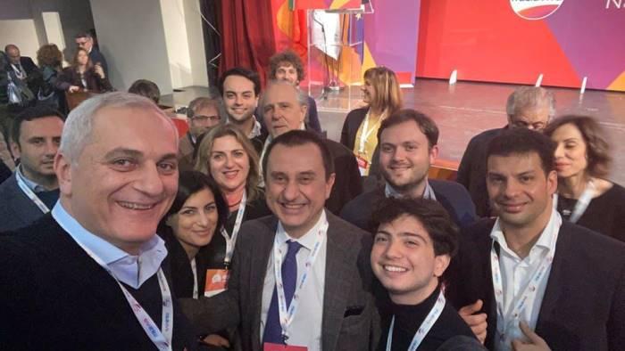 italia viva ecco i membri casertani