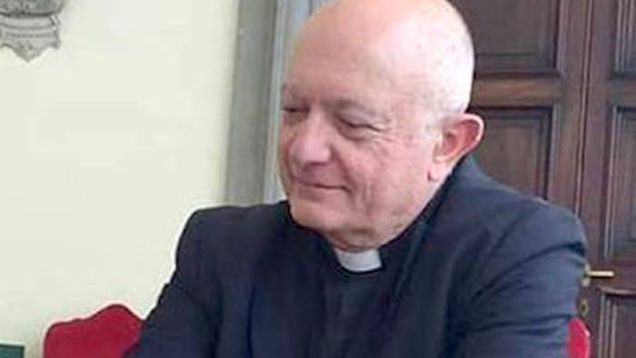 covid 19 arcivescovo bellandi si ometta lo scambio di pace