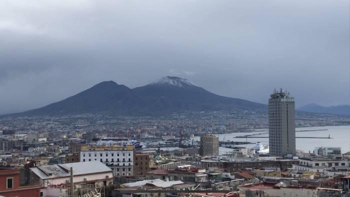 Diffuso nuovo avviso allerta meteo Protezione Civile Campania