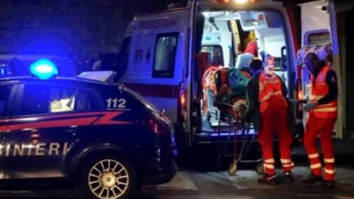 frontale tra due auto nelle notte grave un 35enne