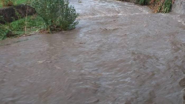 maltempo cilento evacuate 12 famiglie per una frana