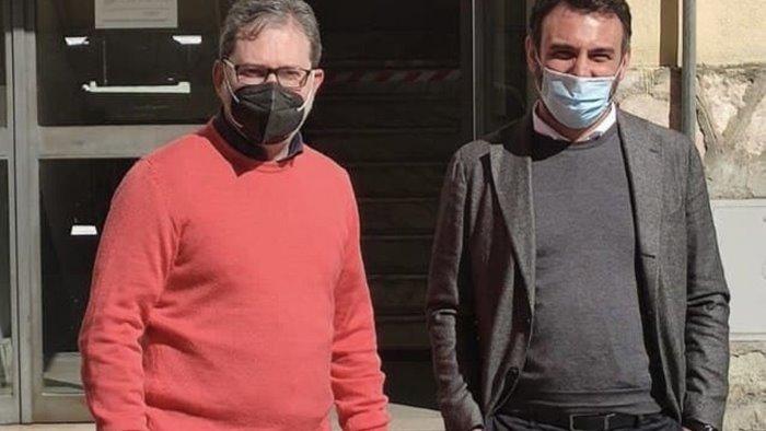 maglione novita per alloggi popolari di montesarchio e airola