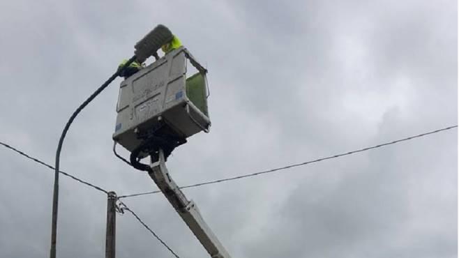 Pali illuminazione pubblica costo: plinti per pali da illuminazione