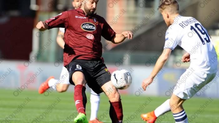 La Salernitana ritrova il sorriso e la vittoria: 2-0 contro il Brescia