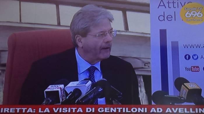 Gentiloni: