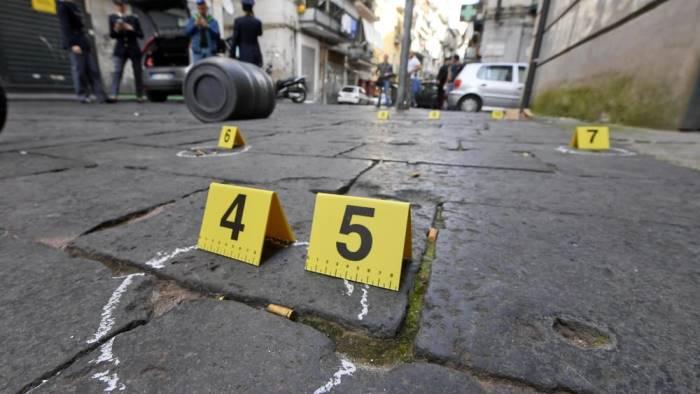 Agguato a Crispano: nella sparatoria ucciso un 53enne