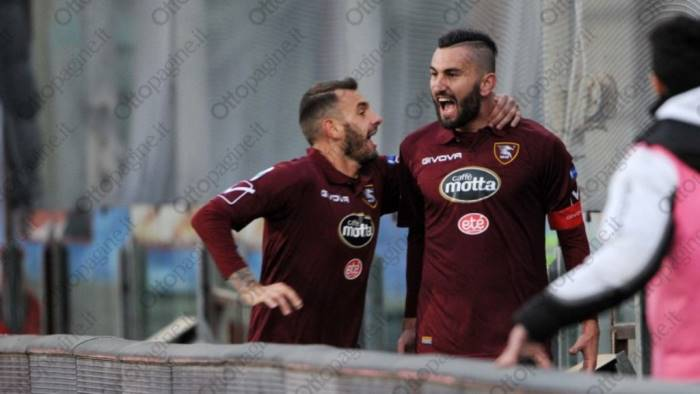 Diretta streaming Virtus Entella-Salernitana di serie B