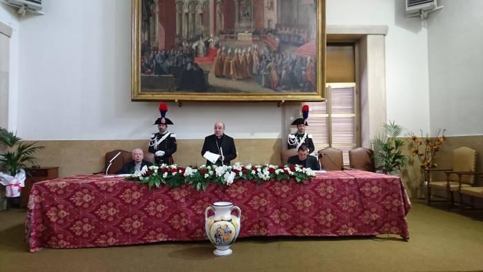 tribunale ecclesiastico in aumento i matrimoni annullati foto