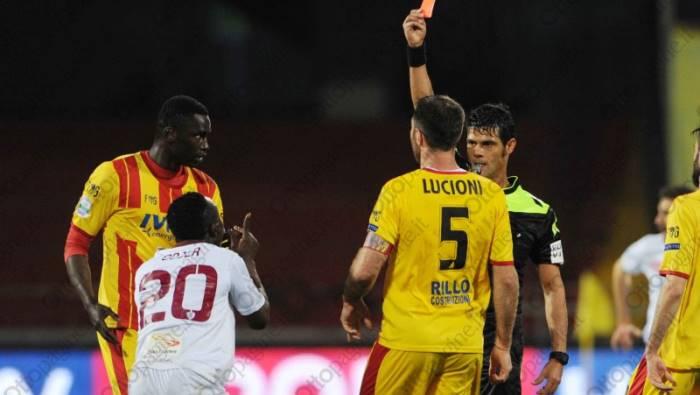 Serie B, Giudice Sportivo: tredici squalificati per il prossimo turno