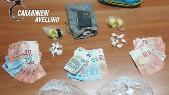 atripalda cocaina nel vano dell airbag arrestato 32enne