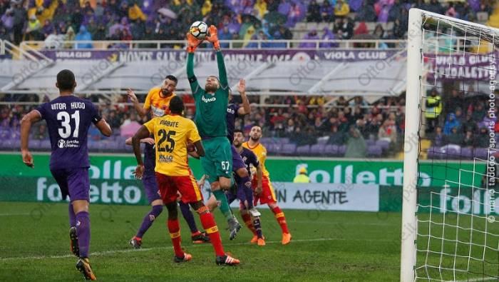 Primo tempo noioso tra Benevento e Cagliari, 0-0 il risultato