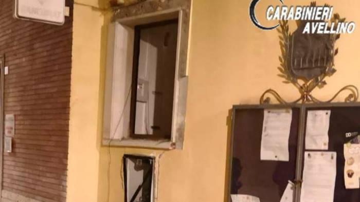 savignano furto con esplosivo al bancomat rubati 4mila euro