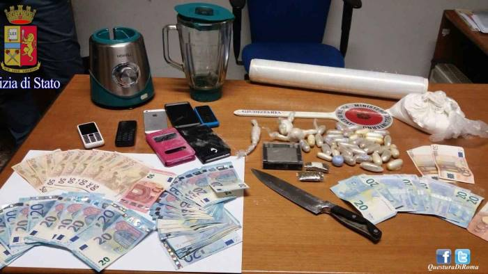 Nocera, controlli nel weekend: 12 indagati per detenzione e spaccio di droga