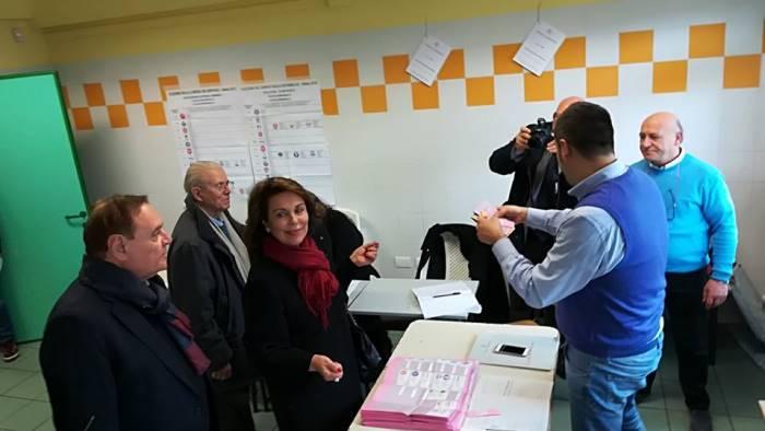 Elezioni nel sannio buona l 39 affluenza big al voto for Seggi parlamento italiano