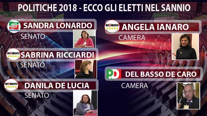 Elezioni: festa in casa Mastella, Sandra Lonardo eletta con FI
