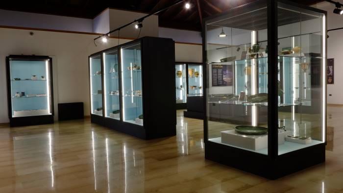 mostra fotografica itinerante al museo archeologico di carife