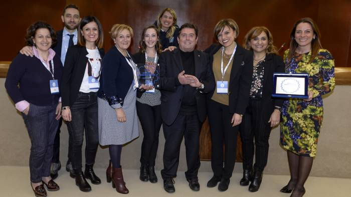 marketing associativo confindustria premiata a roma