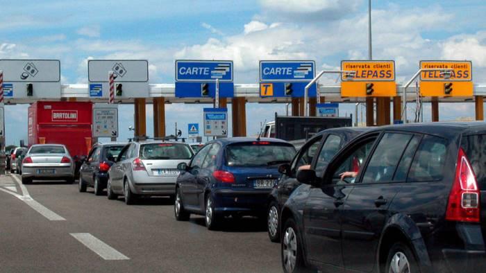 lavori sui viadotti chiusura temporanea sull a3