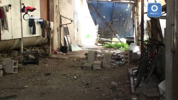 immigrazione clandestina il video dell operazione della dda