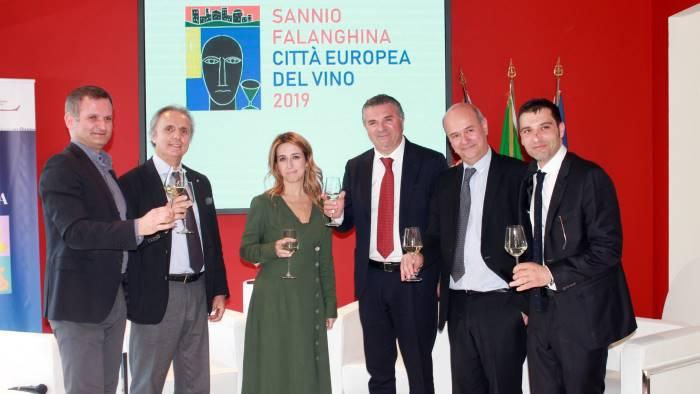 Risultati immagini per LOGO SANNIO FALANGHINA MIMMO PALADINO