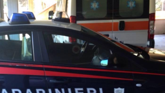travolto e ucciso da un camion durante una manovra