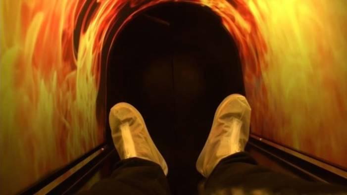 no al forno crematorio nella valle bruciare i corpi inquina