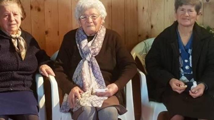 maria de cicco 105 anni di sacrifici amore e lavoro nei campi