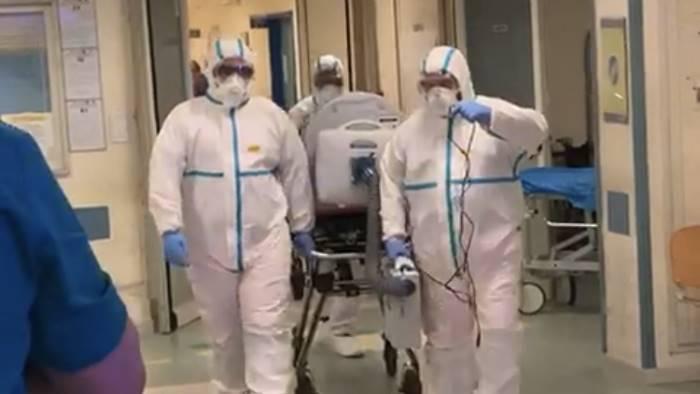 coronavirus nuovi casi positivi in provincia di salerno