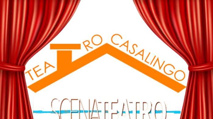 "Al via la rubrica di Scena Teatro con ""Teatro casalingo ..."