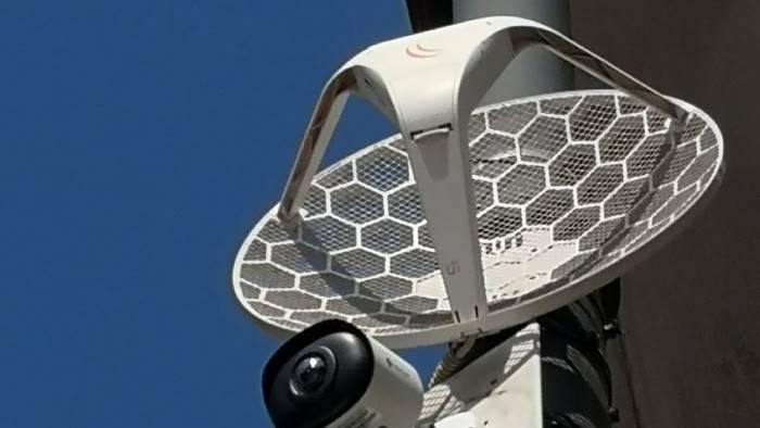 montesarchio potenziato sistema video sorveglianza