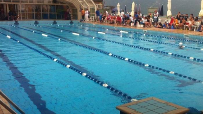 nuoto paralimpico vernole col rinvio tutti piu sollevati