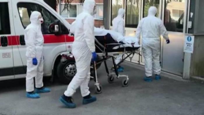 covid 19 contagiato medico del pronto soccorso del moscati
