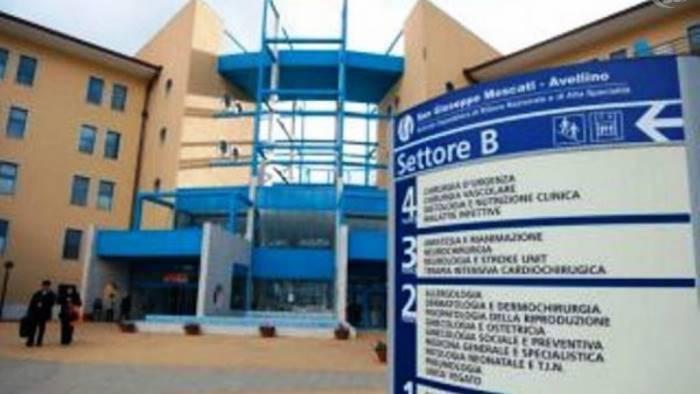 Coronavirus Avellino: chiuso reparto del Moscati - Ottopagine.it Avellino