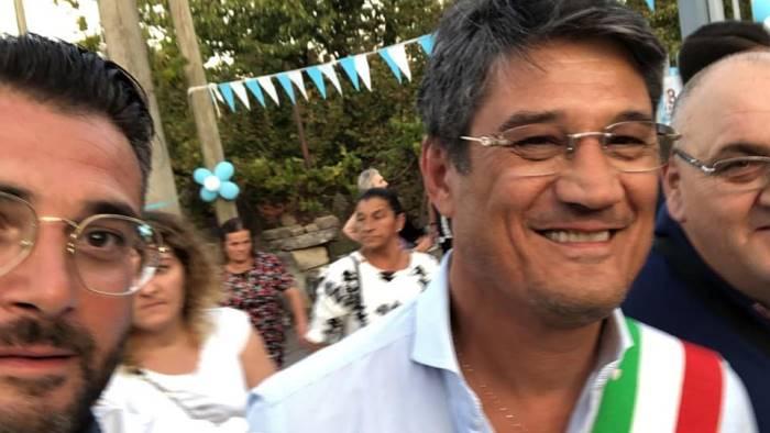 s giuseppe vesuviano tampone positivo per il sindaco catapano