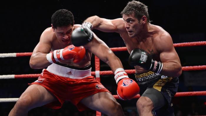 boxe russo gia a londra per evitare problemi legati al virus